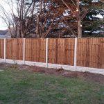 fencing installation Llansannan